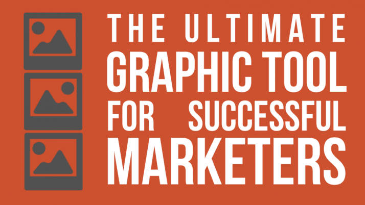 The Ultimate Graphics Tool For Marketers